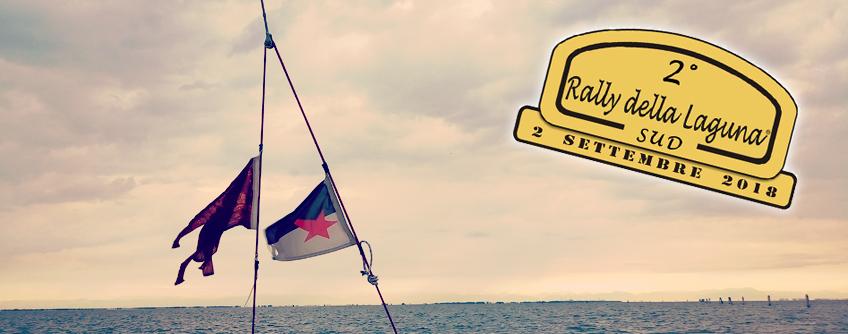 Il 2° Rally della Laguna Sud è stato rinviato al 29 Settembre